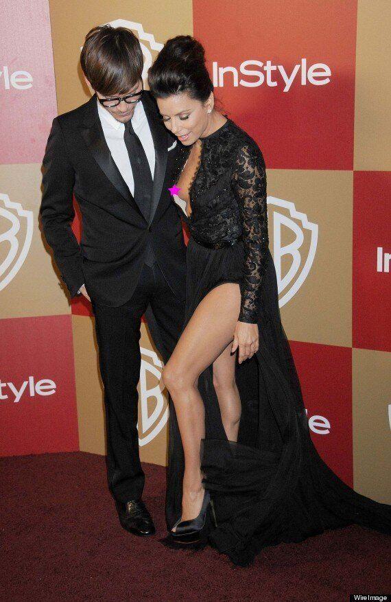 Eva Longoria Nip Slip: 'Desperate Housewives' Star Suffers Wardrobe Malfunction