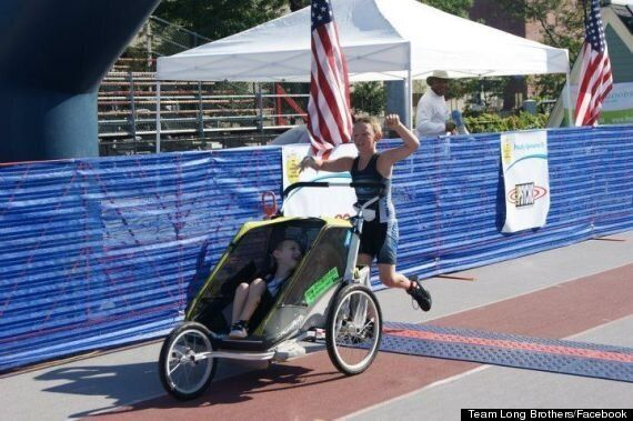 Cayden Long, Boy With Cerebral Palsy Who Competes In Triathlons With Brother Conner, Wins Sports Illustrated