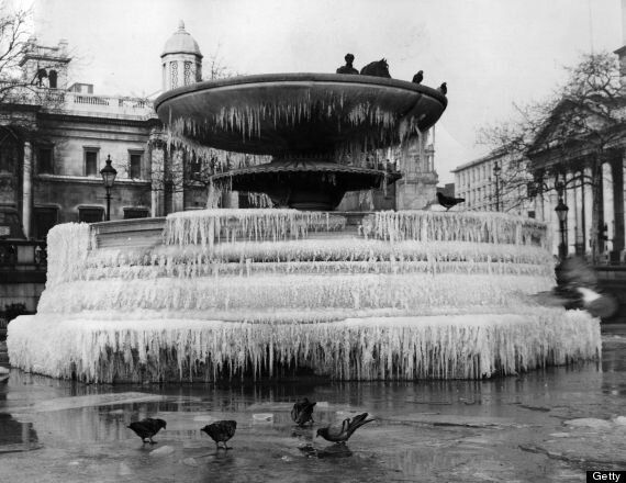 UK Weather: This Year's Winter Is No Match For The Frosts Of 1963