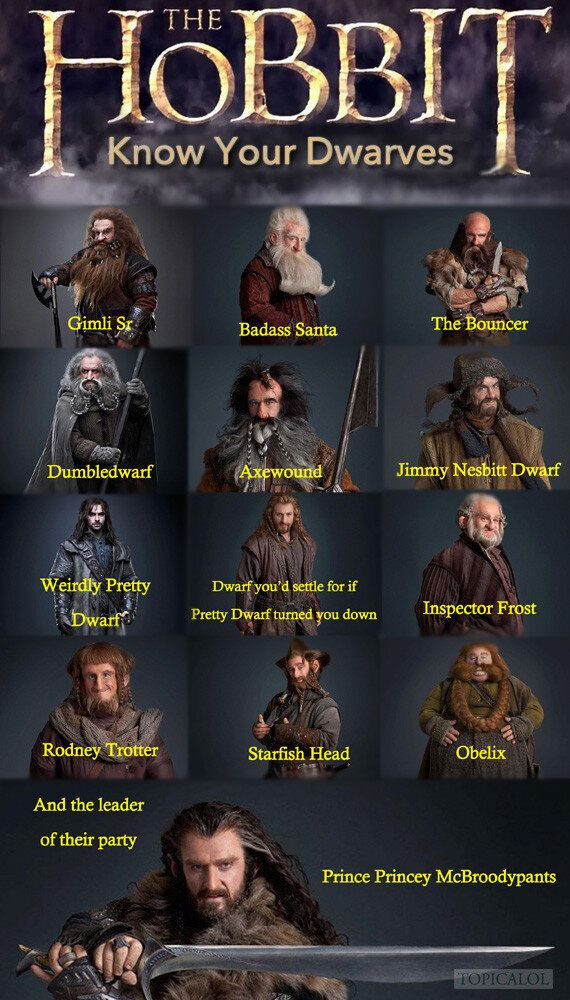 A Guide To Dwarves In 'The