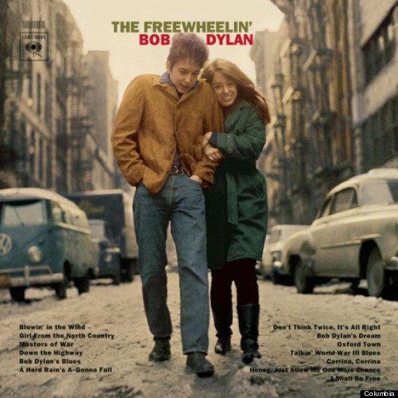 David And Samantha Cameron Recreate Bob Dylan Album Cover