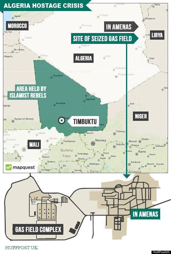 Algeria Hostage Crisis: David Cameron Kept In Dark About Rescue