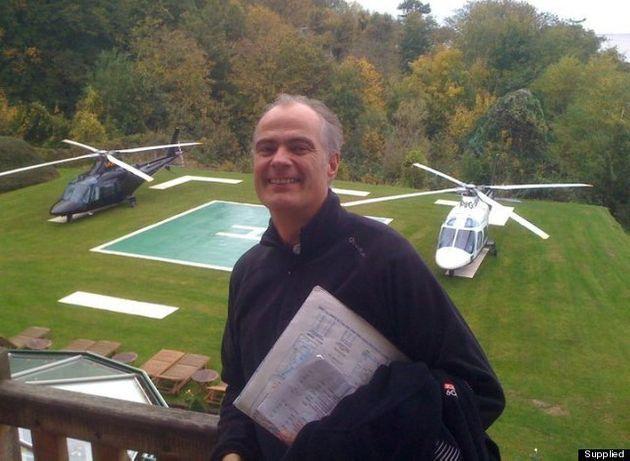 Pete Barnes, Pilot Killed In Helicopter Crash Hailed As A 'Remarkable Man' By Partner Rebecca Dixon
