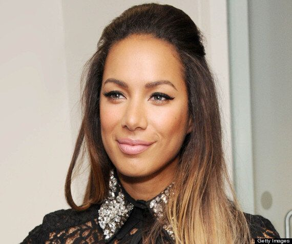 Leona Lewis Reveals She Wants Chris Brown For 'Fifty Shades Of Grey'