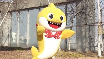 Baby Shark going on tour