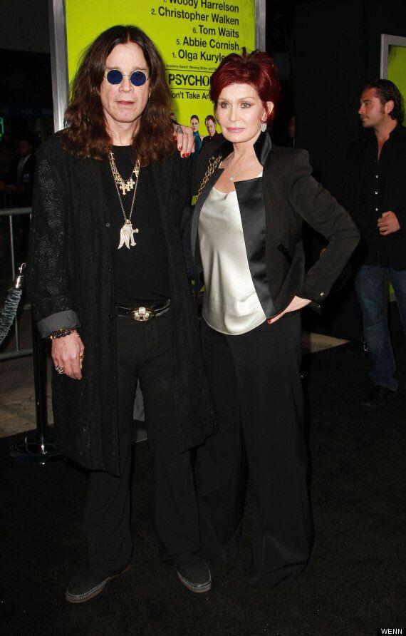 Ozzy Osbourne Injured After Blaze At LA