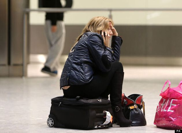 UK Weather: Heathrow Cancels 100 Flights As Airport Becomes 'Refugee Camp' For Stranded