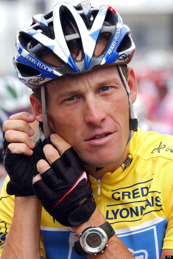 Who Should Play Lance Armstrong On The Big Screen? Film On Its Way, Following 'Oprah Winfrey'