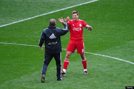 Steven Gerrard Hailed As Liverpool's 'Greatest