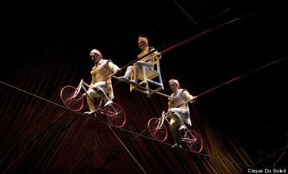 Kooza (REVIEW): Roll Up For The Wheel Of Death With The Cirque Du