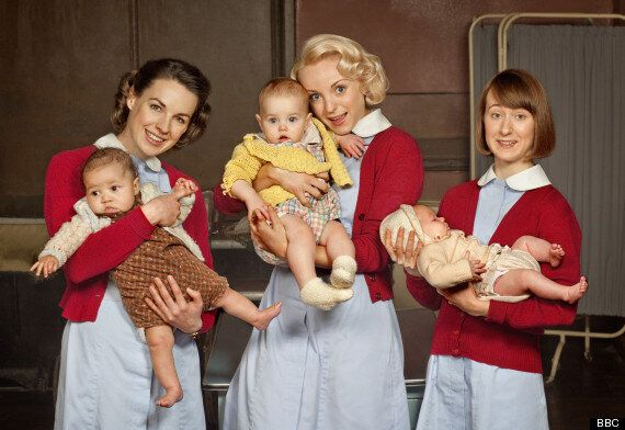 'Call The Midwife' Producers 'Bombarded' With Newborn