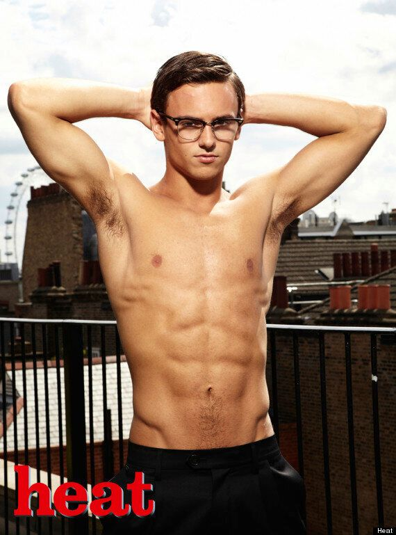 Tom Daley Beats Harry Styles And David Beckham To Top Heat's 101 Hottest Hunks