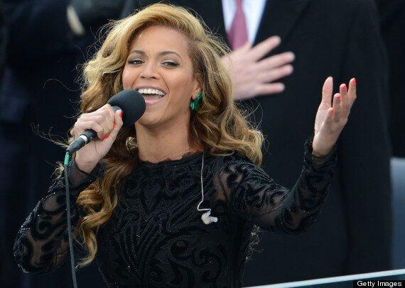 Beyoncé 'Mimed Obama Inauguration