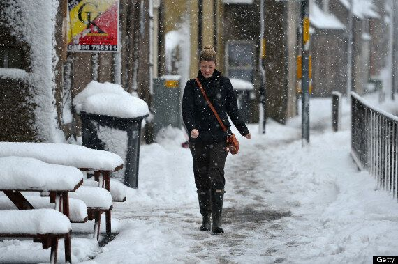 UK Snow: Britain To Be Battered With More Freezing Weather Woe