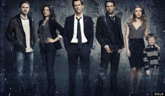 TV REVIEW: Kevin Bacon And James Purefoy Trade Cliches In 'The