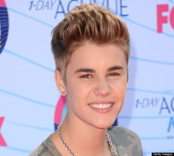 Justin Bieber Naked Picture 'Leaked' After His Laptop Is