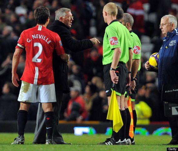 Rafael Benítez Reignites Sir Alex Ferguson