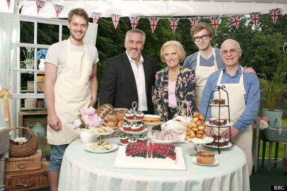 'The Great British Bake Off' Final Boasts Only Male