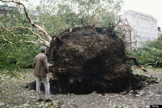 25th Anniversary Of The Great Storm That Killed 18 in 1987