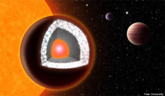 Scientists Discover Alien Super-Earth 55 Cancri E Made Of
