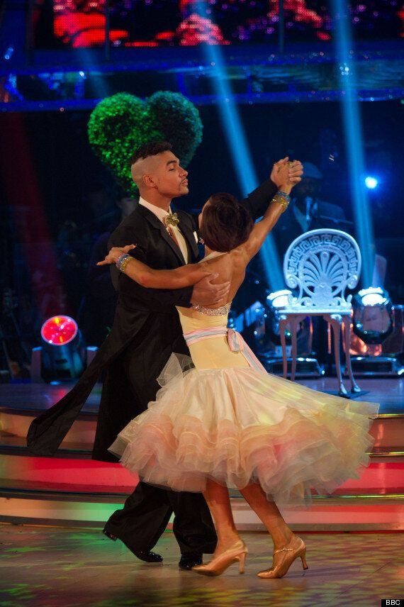 'Strictly Come Dancing' Week 2 Sees Owen Sizzle And Pendleton Get Back In Race