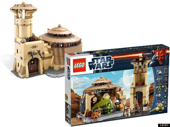 Lego Accused Of Racism Amid Claims Jabba's Palace Resembles Istanbul's Hagia Sophia