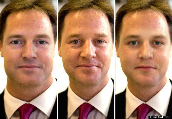 David Cameron, Boris Johnson, Nick Clegg, Ed Miliband Undergo Facial Mapping For Leadership