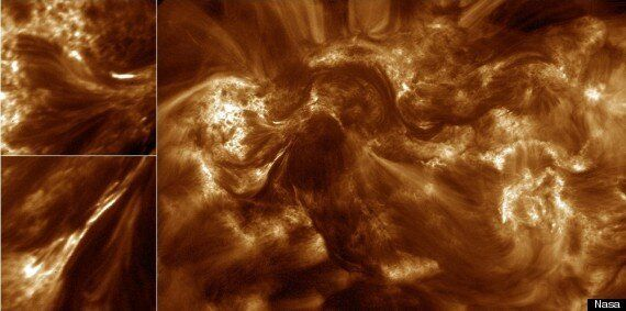 Sun's Massive Heat Explained By 'Magnetic Braids' Above Its Surface?