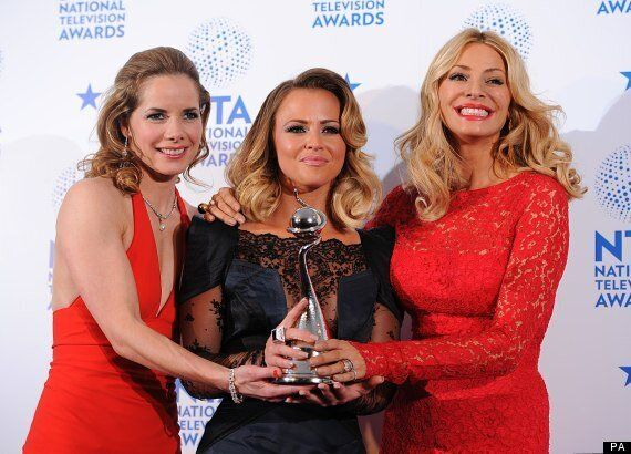 WATCH: Kimberley Walsh Launches Her Solo Career, Post-Girls Aloud, But NTAs Debut Performance Earns Mixed...