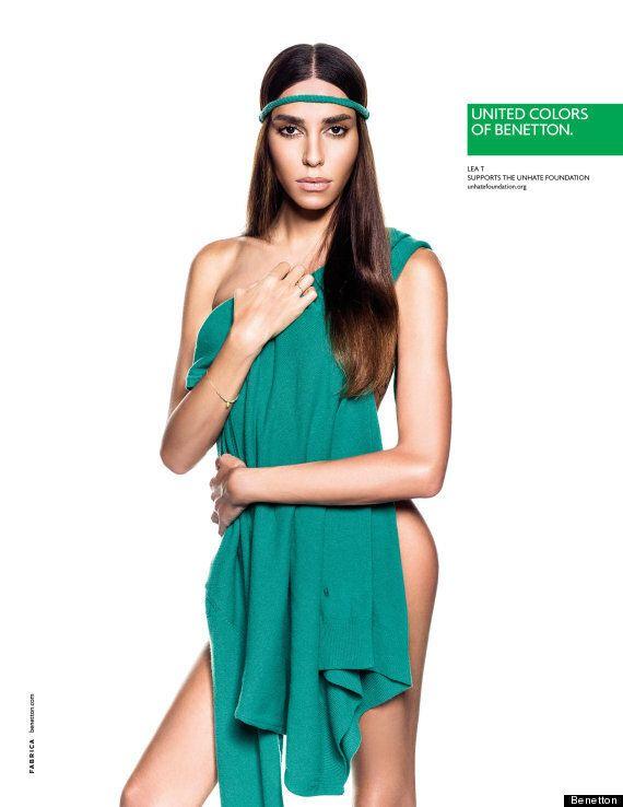 Brazilian Transgender Model Lea T To Feature In Benetton's Ad
