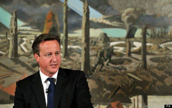 David Cameron Reads From Moby Dick, Along With Stephen Fry, Tilda Swinton, Benedict Cumberbatch and Sir...