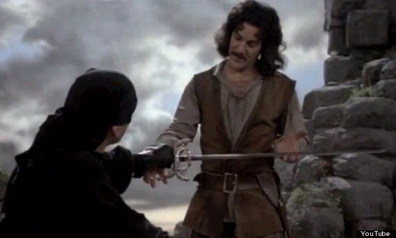 Princess Bride 'Inigo Montoya' T-Shirt Frightens Passengers On Qantas Flight