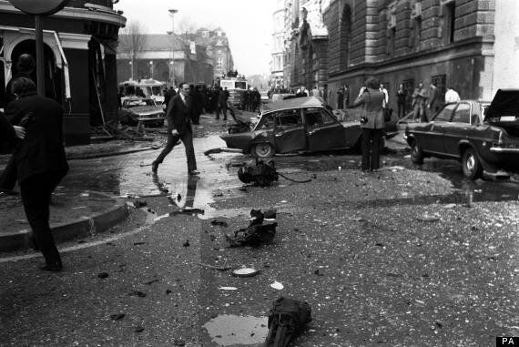 IRA Woman Dolours Price Who Bombed The Old Bailey Found