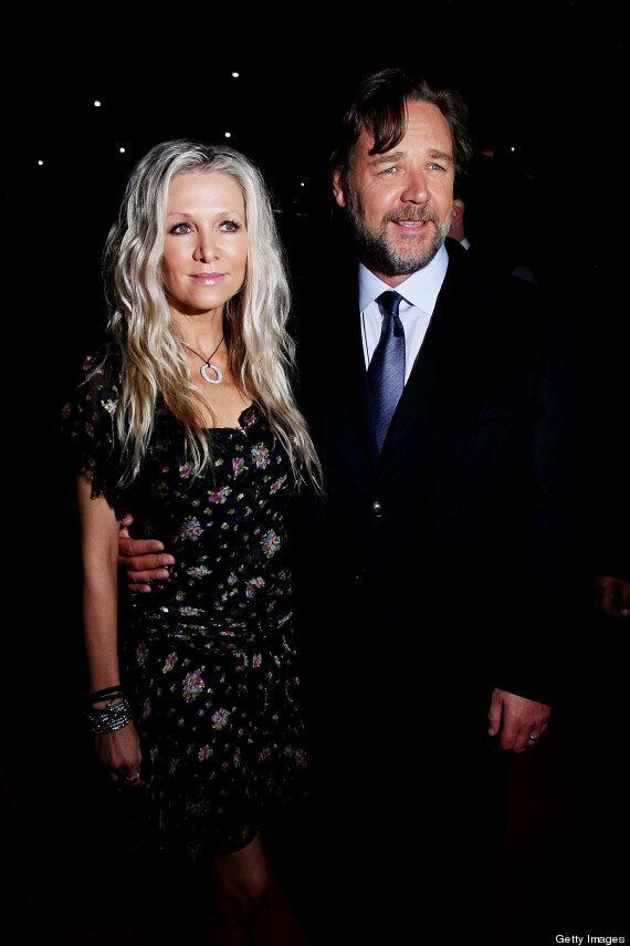 Russell Crowe And Wife Danielle Spencer Split | HuffPost UK