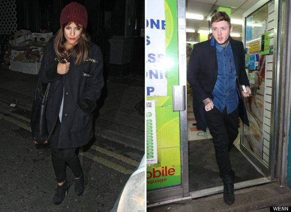 Caroline Flack And James Arthur Reignite Rumours Of Romance As They Enjoy Date Night
