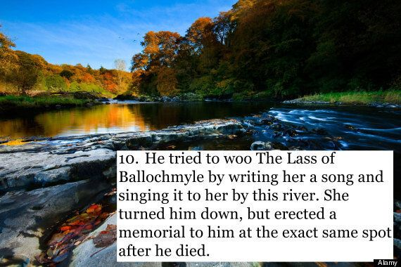 15 Reasons Why Robert Burns Is The Coolest Poet Of All