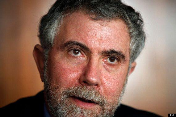 Paul Krugman Brands George Osborne Austerity Measures