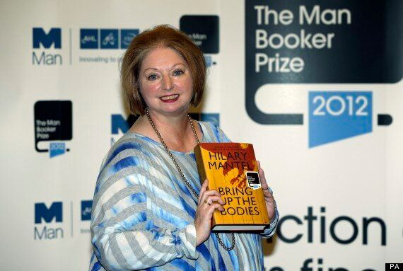 Hilary Mantel Wins The Booker Prize 2012 With 'Bring Up The