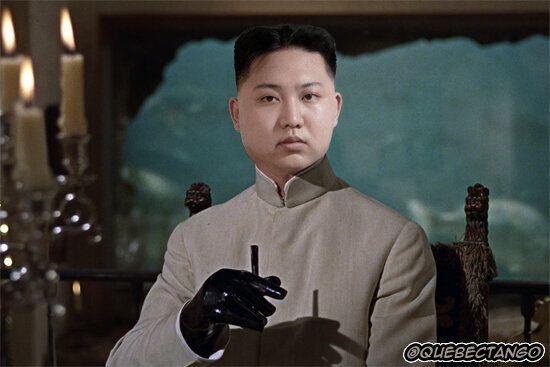 Dictators as Bond