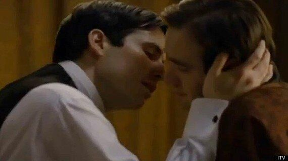 Downton Abbey Gay Kiss Cut For Greek Broadcast, Upsetting Politicians And Gay Rights