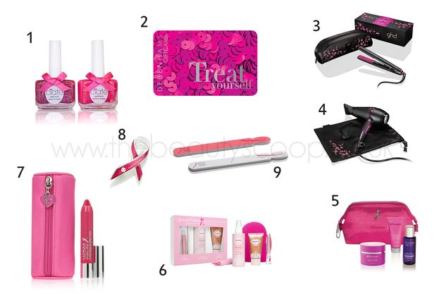 It's Breast Cancer Awareness Month - Fabulous Products for a Worthy