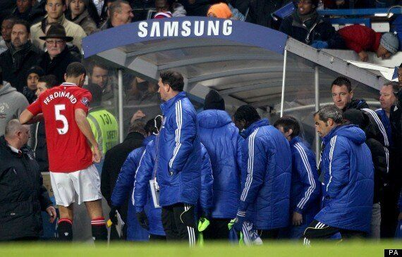 John Terry Apologises For Airing Racist