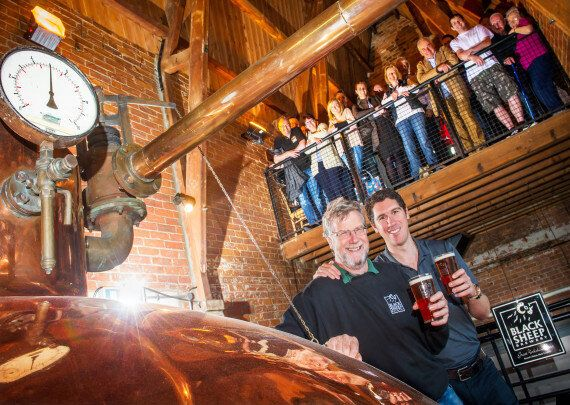 UK Breweries Are Booming - The Business of British