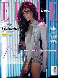 Victoria Beckham Elle Interview: 'I Don't Have To Work, I Need To Work'