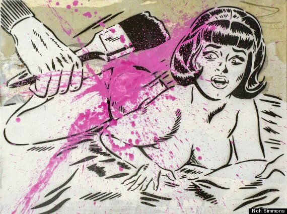 Meet Blink-182's Favourite Artist: Rich Simmons Sex-Inspired 'Just Be You Tiful' Show Opens In