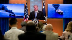 Pompeo: Iran Is To Blame For Attacks On Oil Tankers In Gulf Of