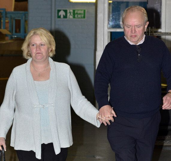 Jimmy Savile's Niece Caroline Robinson Says She Wanted To Go To His Funeral To Make Sure He Was