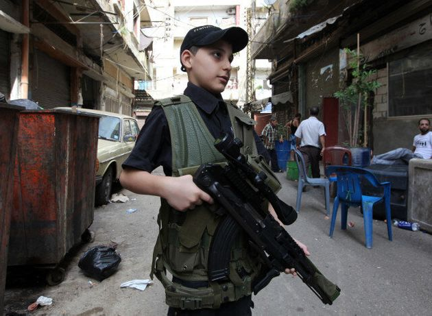 Lebanon Troops Attempt To Contain Violence In Beirut And