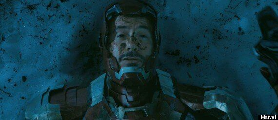 'Iron Man 3' Trailer Starring Robert Downey Jr And Gwyneth Paltrow Released