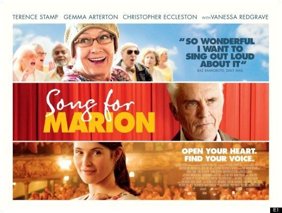 FREE CINEMA TICKETS: Watch Exclusive Preview Screening Of 'Song For Marion' - Starring Christopher Eccleston,...